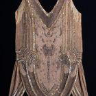 Evening dress - so called Charleston dress