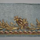 Embroidery modell - for the decoration of tail-coats