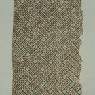 Decorated paper