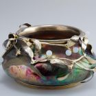Small bowl - with mistletoe branch