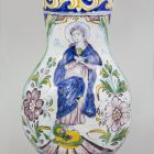 Jar - Depicting the Virgin Immaculate