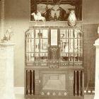 Exhibition photograph - cabinet, Milan Universal Exposition 1906