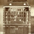 Exhibition photograph - sideboard, Milan Universal Exposition 1906