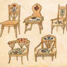 Design - chair, armchair