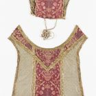Chasuble (with stole and maniple)