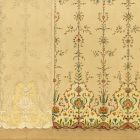 Design - for ceiling decoration with Hungarian motifs