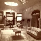 Exhibition photograph - salon, Spring Exhibition of Interior Design 1903, Museum of Applied Arts