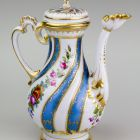 Coffee pot (part of a service)