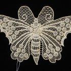 Csipke ruhadísz - Spotted butterfly