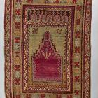 Prayer (niche) rug - Kirsehir Prayer Rug