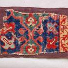 Lorenzo Lotto carpet, fragment