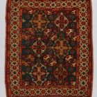 Carpet - Interlaced-Gül and Cross Rug (Holbein Carpet)