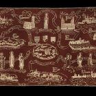 Printed fabric (furnishing fabric) - Saint Stephen