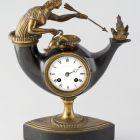 Mécses alakú óra