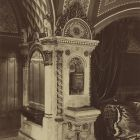 Exhibition photograph - cupboard of a girls' room, Maecenas' Exhibition 1905