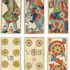 Playing card - Trappola card