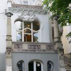 Architectural photograph - Villa Körössy (Budapest, Városligeti av. 47.)