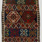 Woven carpet (kilim)