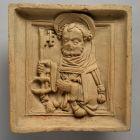 Stove tile - Peter the Apostle