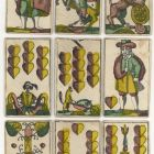 Playing card - so called Sopron card