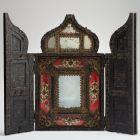 Mirror - with the name of Michael Apafi (1632-1690) Prince of Transylvania