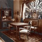 Exhibition photograph - dining room, Christmas Exhibition of The Association of Applied Arts 1901
