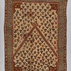 Prayer (niche) rug - with cintamani or ball pattern