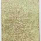 Könyv brokátpapír kötésben