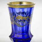 Cup - with gilt decoration
