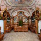"Pharmacy furnishing - from the ""Golden Unicorn"" Pharmacy of Kőszeg"