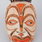 Wall plaque - Indonesian mask