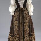 Skirt - presumably from the wardrobe of Orsolya Dersffy