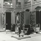 Exhibition photograph - home textiles exhibition in the Museum of Applied Arts in 1972