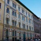 Architectural photograph - Lindenbaum House (Budapest, Izabella str. 94.)